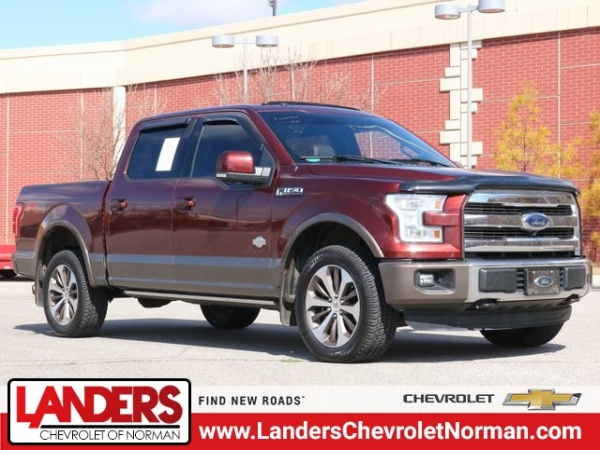 2015 Ford F-150 in Norman, OK