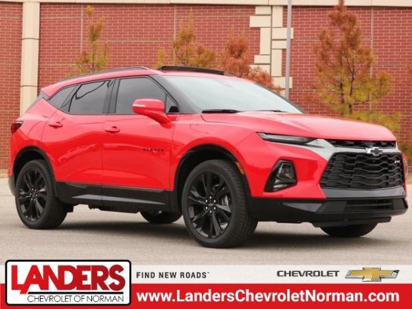 2020 Chevrolet Blazer in Norman, OK