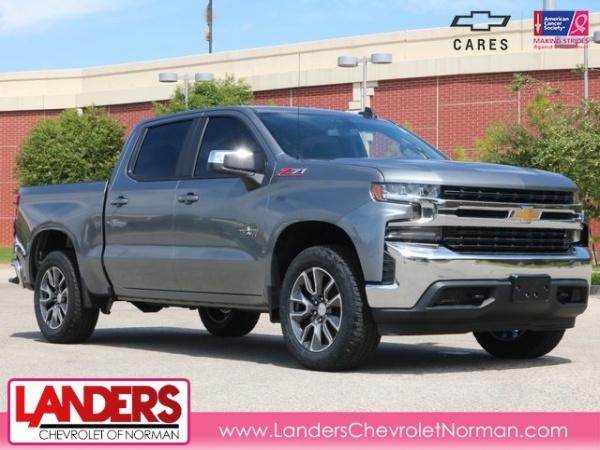 2019 Chevrolet Silverado 1500 in Norman, OK
