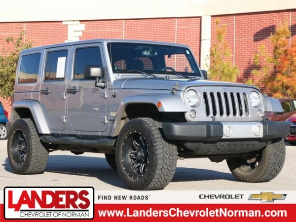 2014 Jeep Wrangler in Norman, OK