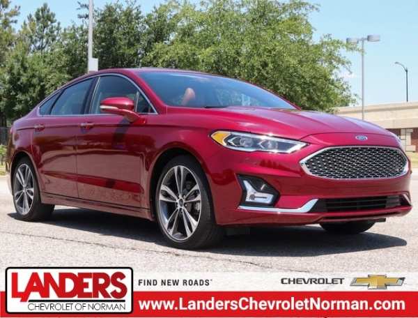 2019 Ford Fusion in Norman, OK