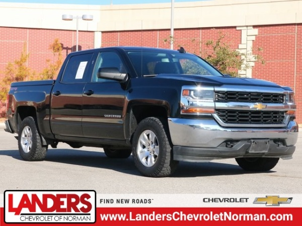 2016 Chevrolet Silverado 1500 in Norman, OK
