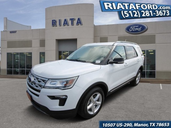 2019 Ford Explorer in Manor, TX