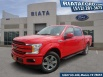 2019 Ford F-150 Lariat SuperCrew 5.5' Box 4WD for Sale in Manor, TX