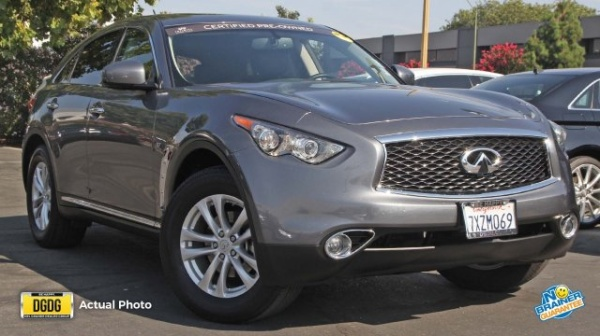 2014 Infiniti Qx70 Safety Us News World Report