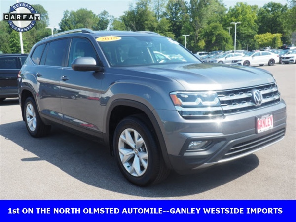 2018 Volkswagen Atlas in North Olmsted, OH