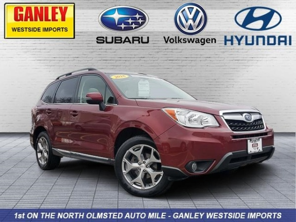2016 Subaru Forester in North Olmsted, OH