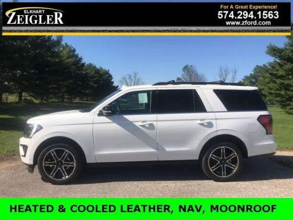 2020 ford expedition limited for sale in elkhart in truecar truecar