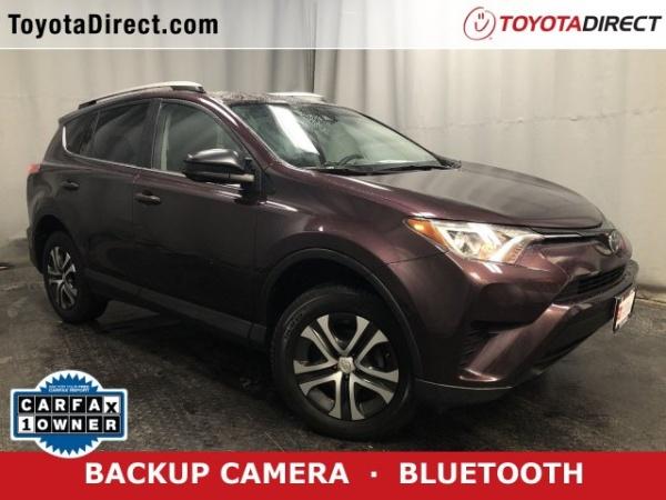2017 Toyota RAV4 in Columbus, OH