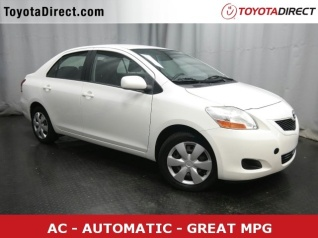 Used 2009 Toyota Yaris Sedan Automatic For Sale In Columbus, OH