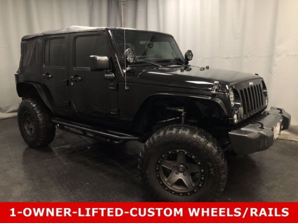 2016 Jeep Wrangler in Columbus, OH