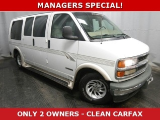 44c9a318cf 2000 Chevrolet Express Cargo Van 1500 135