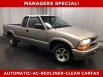 2000 Chevrolet S-10 LS Extended Cab Standard Box 2WD for Sale in Columbus, OH