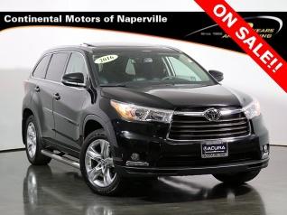 Used Toyota Highlander >> Used Toyota Highlanders For Sale In Des Plaines Il Truecar