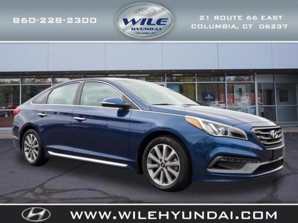 2017 Hyundai Sonata in Columbia, CT