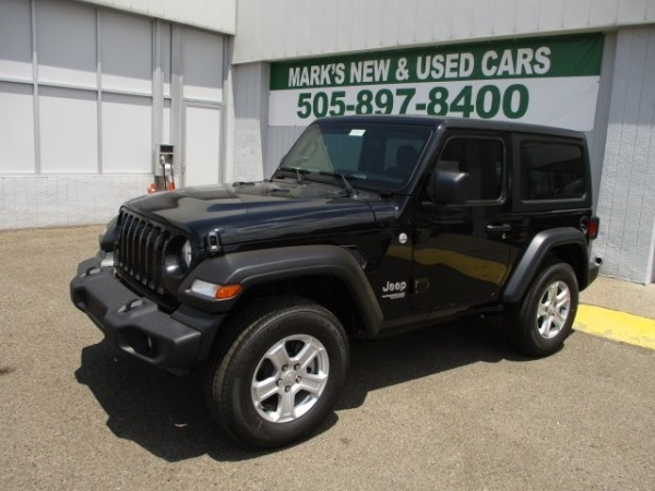 2019 Jeep Wrangler in Albuquerque, NM