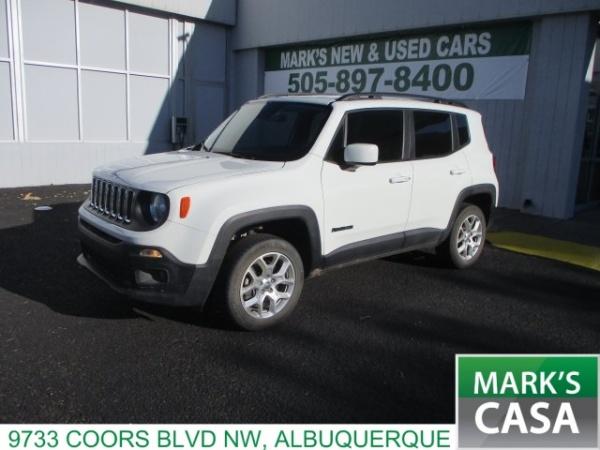 2016 Jeep Renegade in Albuquerque, NM
