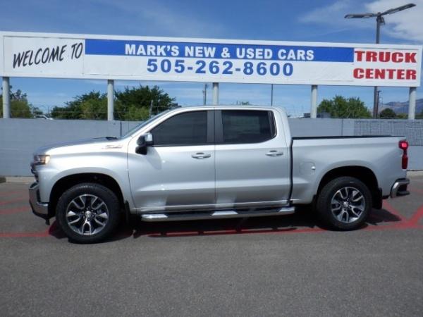 2020 Chevrolet Silverado 1500 in Albuquerque, NM