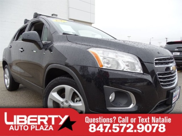 2015 Chevrolet Trax in Libertyville, IL