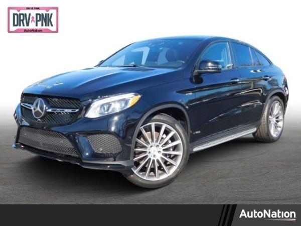 2019 Mercedes-Benz GLE GLE 43 AMG
