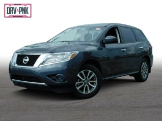 Used 2013 Nissan Pathfinder S FWD For Sale In Sanford, FL