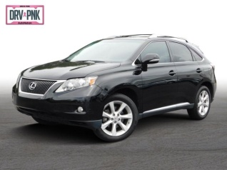 Great Used 2011 Lexus RX RX 350 FWD For Sale In Sanford, FL