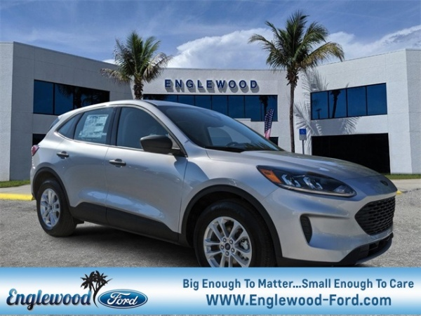 2020 Ford Escape in Englewood, FL