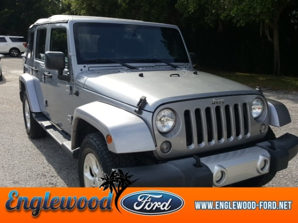 2015 Jeep Wrangler in Englewood, FL