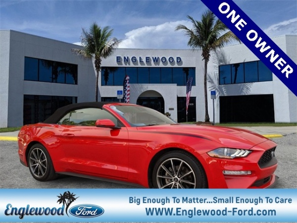 2019 Ford Mustang in Englewood, FL