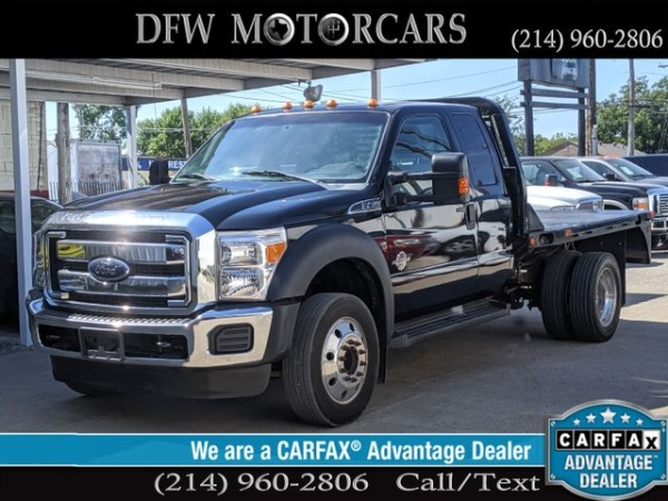 2011 Ford Super Duty F-450 Chassis Cab in Grand Prairie, TX