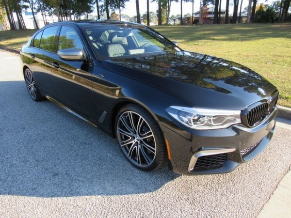 2020 BMW 5 Series in Florence, SC
