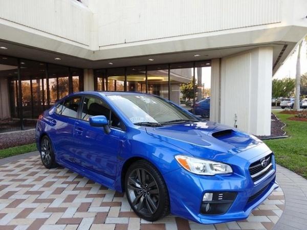 2017 Subaru WRX in Pembroke Pines, FL