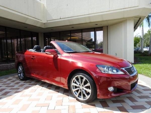 2015 Lexus IS 250C Base