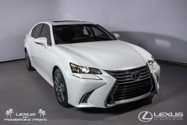 2019 Lexus GS GS 350
