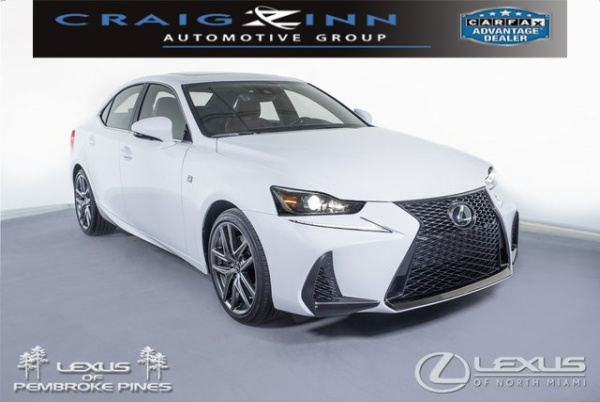 2020 Lexus IS in Pembroke Pines, FL
