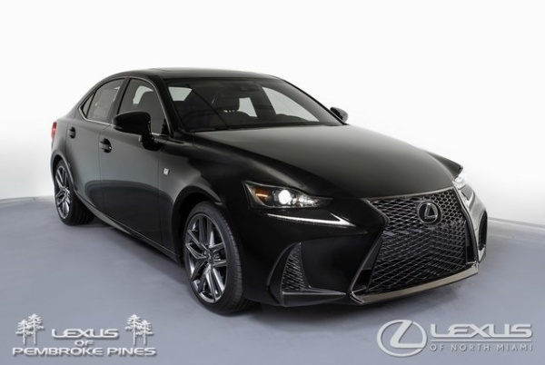 2020 Lexus IS in Pembroke Pines, FL