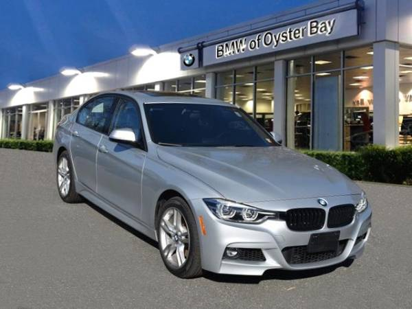 2018 BMW 3 Series in Oyster Bay, NY