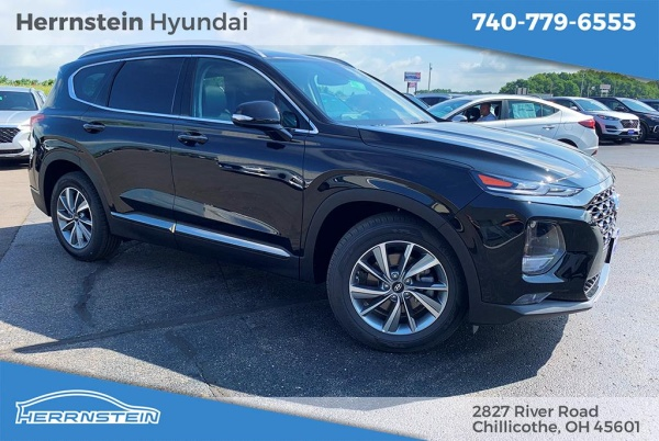Herrnstein Hyundai Chillicothe Ohio >> 2019 Hyundai Santa Fe Ultimate 2 4l Awd For Sale In