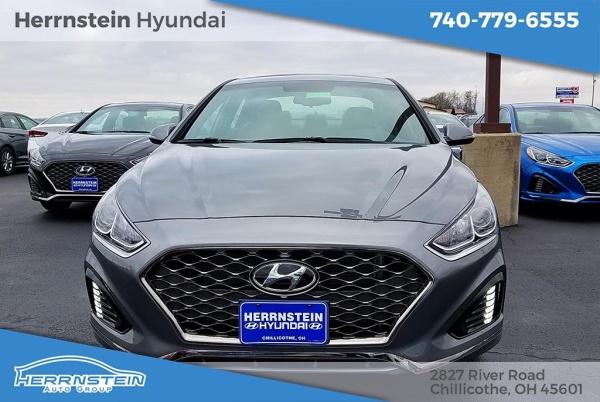 Herrnstein Hyundai Chillicothe >> 2018 Hyundai Sonata Sport 2 4l For Sale In Chillicothe Oh
