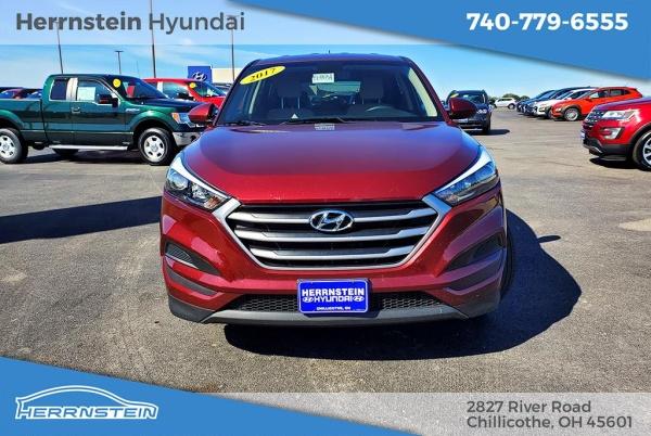 Herrnstein Hyundai Chillicothe >> 2017 Hyundai Tucson Se Fwd For Sale In Chillicothe Oh Truecar