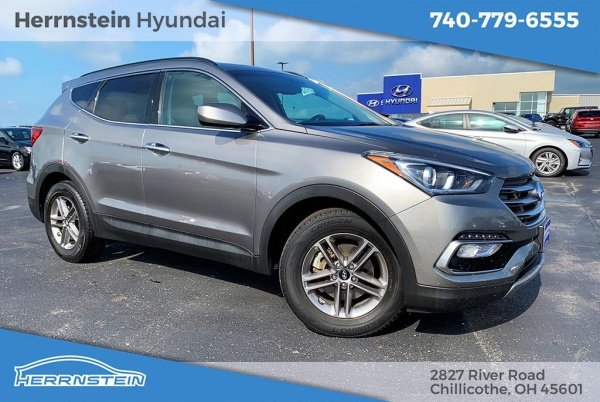 Herrnstein Hyundai Chillicothe >> 2017 Hyundai Santa Fe Sport Base 2 4l Awd For Sale In Chillicothe