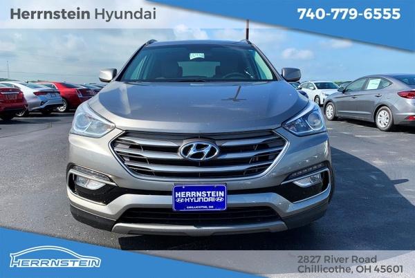 Herrnstein Hyundai Chillicothe Ohio >> 2017 Hyundai Santa Fe Sport Base 2 4l Awd For Sale In