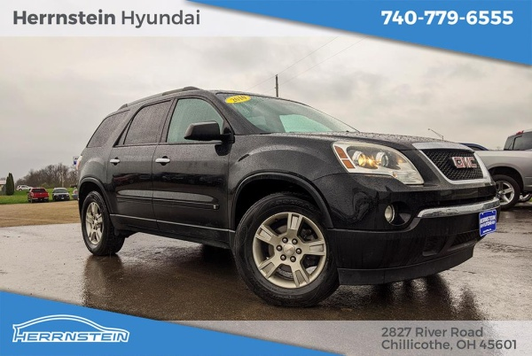 2010 GMC Acadia in Chillicothe, OH