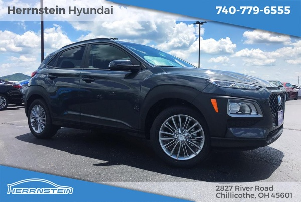 Herrnstein Hyundai Chillicothe Ohio >> 2019 Hyundai Kona Sel For Sale In Chillicothe Oh Truecar