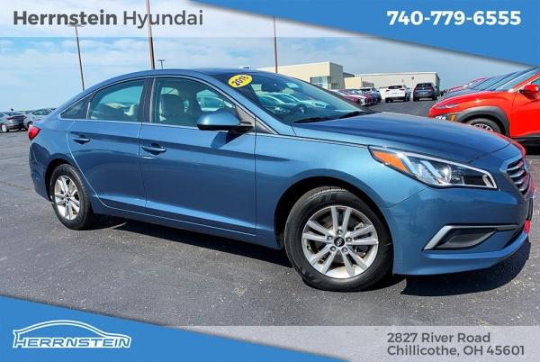 Herrnstein Hyundai Chillicothe Ohio >> 2016 Hyundai Sonata Se 2 4l For Sale In Chillicothe Oh