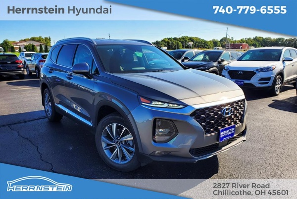 Herrnstein Hyundai Chillicothe >> 2019 Hyundai Santa Fe Sel Plus 2 4l Awd For Sale In