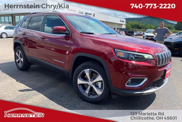 2019 Jeep Cherokee in Chillicothe, OH