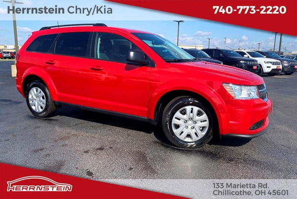 2020 Dodge Journey in Chillicothe, OH