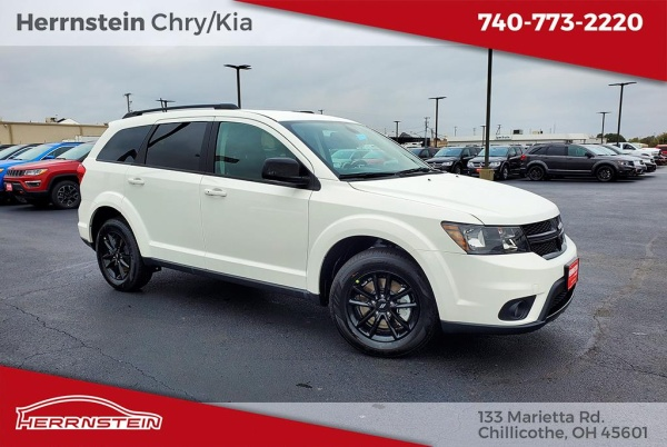 2019 Dodge Journey in Chillicothe, OH