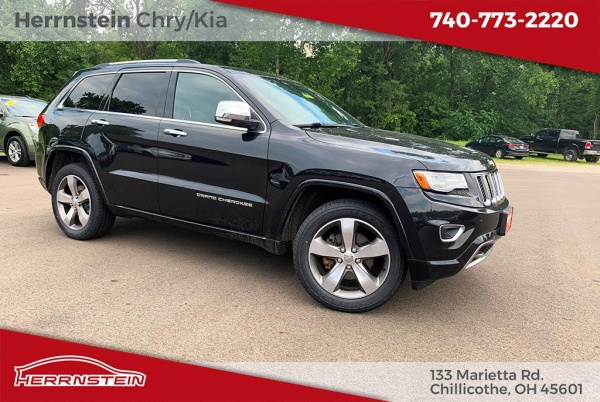 2014 Jeep Grand Cherokee in Chillicothe, OH